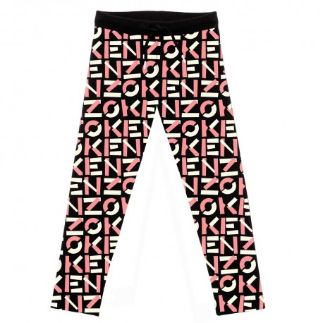 Legginsy dla dziecka Kenzo Kidswear 004612 - markow e ubranka dziecięce i niemowlęce - sklep internetowy euroyoung.pl