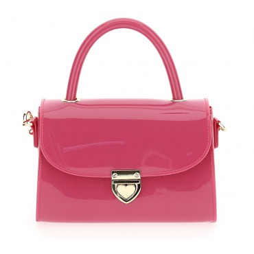 Różowa torebka dla dziewczynki Monnalisa 004645