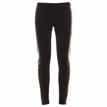 Czarne legginsy dla dziewczynki Pinko Up 004882 - designerskie ubrania dla nastolatek - moda młodzieżowa