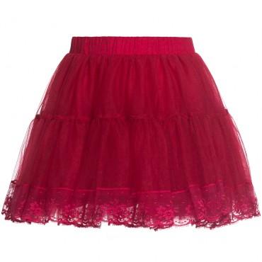 Spódnica dziewczęca z tiulu Monnalisa 197700