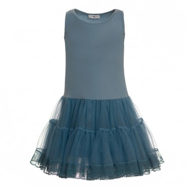 Tiulowa sukienka dziewczęca Monnalisa 197901A1
