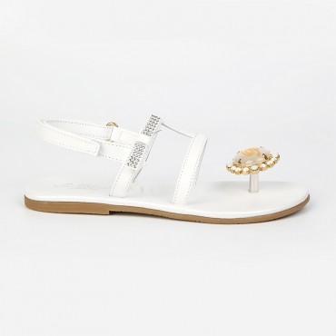 Sandały dla dziewczynki MISS BLUMARINE B5780