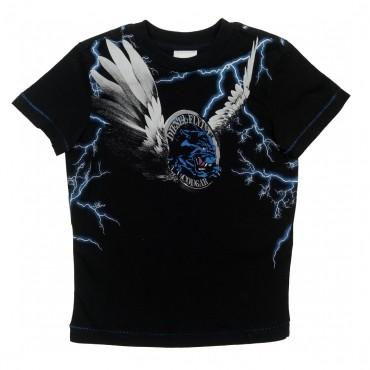 T-shirt dla dziecka ze skrzydłami Diesel 00J2QM