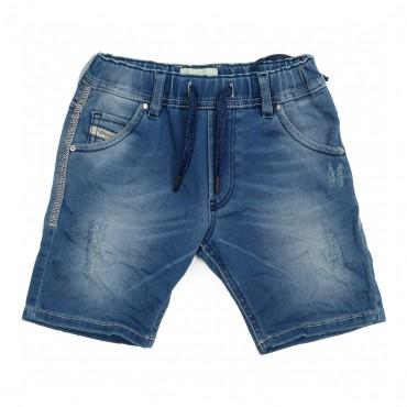 Miękkie szorty jeansowe dla chłopca Diesel 00J28D