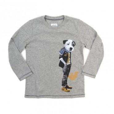 Koszulka dla chłopca Armani Junior B4H12 6N 2S