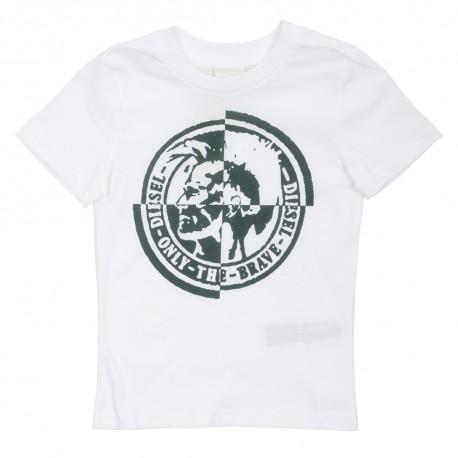 Koszulka DIESEL 00J2R3 00YI9 K100