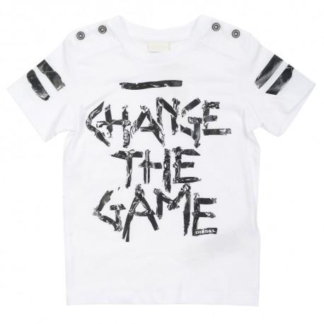 Koszulka DIESEL 00J2R5 KYAAB K100