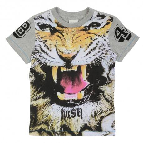 Koszulka DIESEL 00J2QS KYALD K963
