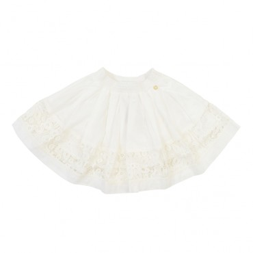 Luksusowa spódnica dla dziecka, TWIN SET GS62HQ, euroyoung.