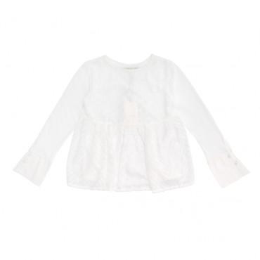 Ekskluzywna odzież dla dzieci, bluzka TWIN SET GA52LB, euroyoung.