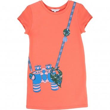 Sukienka dla dziewczynki Little Marc Jacobs W12139
