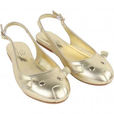 Buty dla dziecka LITTLE MARC JACOBS W19045 Z98.