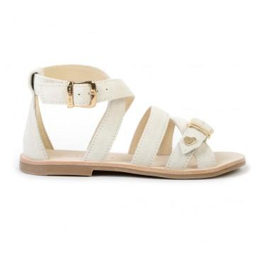 Sandały TWIN SET HS68AL, euroyoung, luksusowe buty dla dzieci.