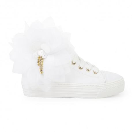 Buty TWIN SET HS68BQ, euroyoung, ekskluzywne buty dla dzieci.