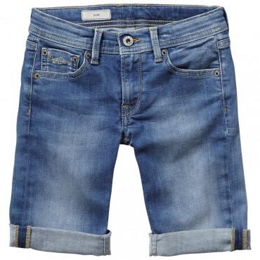 Szorty denim dla chłopca Pepe Jeans PB800134