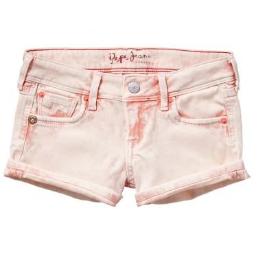 Przecierane szorty Pepe Jeans 162 A