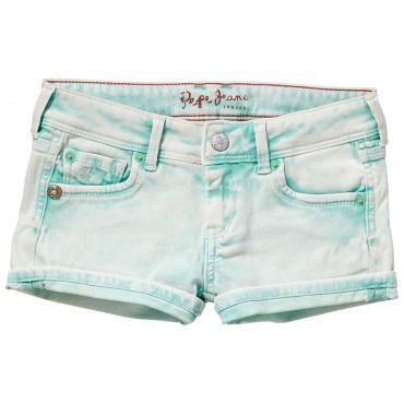 Sprane szort dziewczęce Pepe Jeans PB800249 617