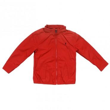 Czerwona kurtka chłopięca Ralph Lauren B30