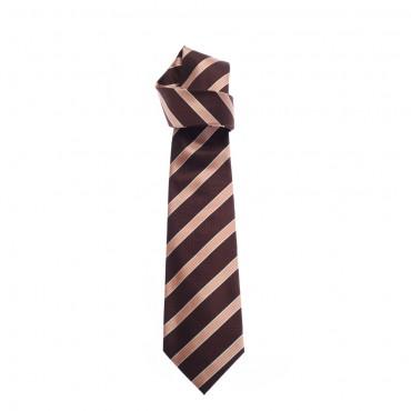 Krawat chłopięcy w paski Simonetta L00002 418