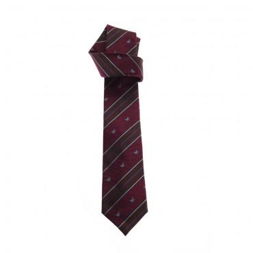 Krawat BROKSFIELD 008630 05497 3819, euroyoung.