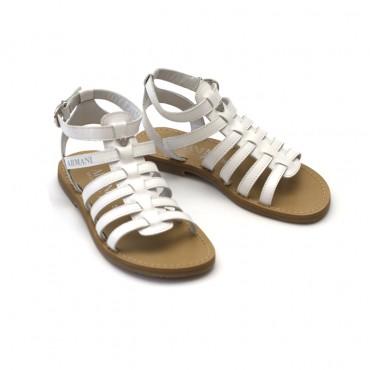 Sandały Armani Junior R3561 HR 10, oryginalne, markowe obuwie dla dzieci.