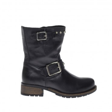 Ekskluzywne buty Armani Junior U3501 DK 12, markowe obuwie dla dzieci.