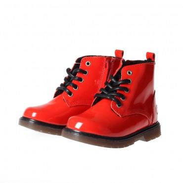 Markowe, oryginalne obuwie dziecięce, Armani Junior ZE522 WE 4L.