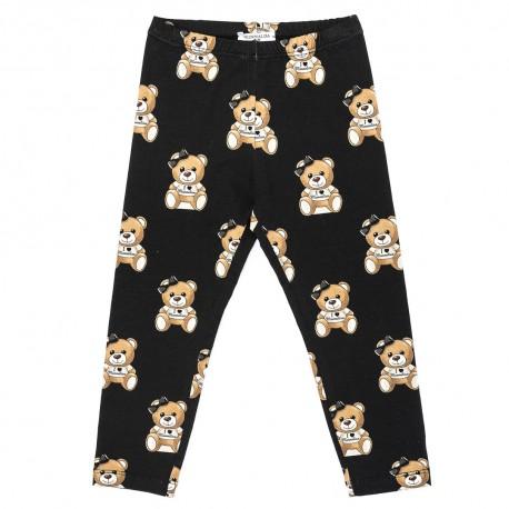 Leginsy MONNALISA 118422 8660 5003- luksusowe ubrania dla dzieci