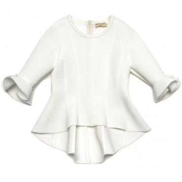 Bluzka dziewczęca z neoprenu Monnalisa 718620