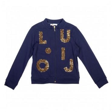 Bluza LIU JO 000104 - ekskluzywne ubrania dla dzieci.