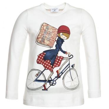 Koszulka MONNALISA 000111