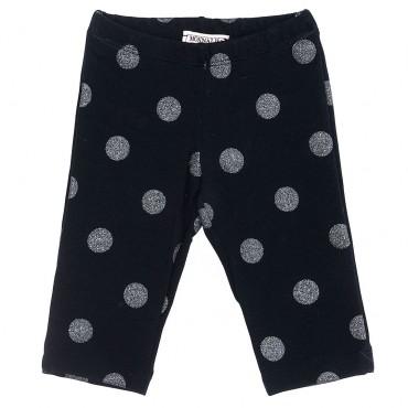 Leginsy MONNALISA 000135 - ekskluzywne ubranka dla dzieci i niemowląt.