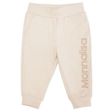 Spodnie MONNALISA 000143 - ekskluzywne ubranka dla dzieci A