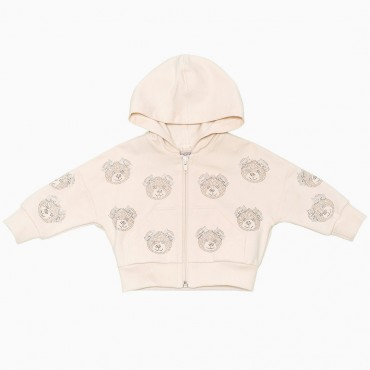 Bluza MONNALISA 000150 - ekskluzywne ubranka dla dzieci i niemowląt.