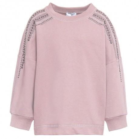 Bluza z dżetami Monnalisa 000124 przód