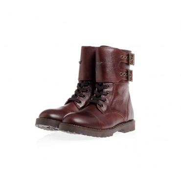 Markowe buty dla dziecka, Armani Junior S4599 NM 07.
