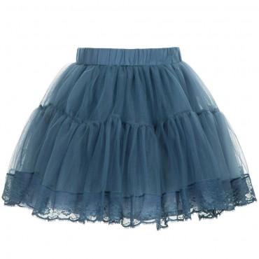 Spódnica MONNALISA 000195 - markowa odzież dla dzieci.