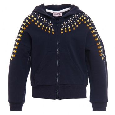 Bluza MONNALISA 000204 - ekskluzywne ubrania dla dzieci.
