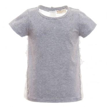 Letnia koszulka dziewczęca Monnalisa 000208