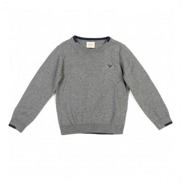 Klasyczny sweter dla chłopca Armani Junior 000232