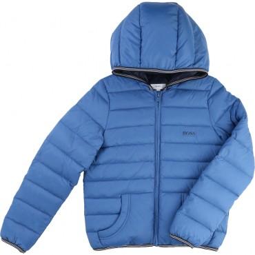 Chłopięca kurtka puchowa Hugo Boss 000283