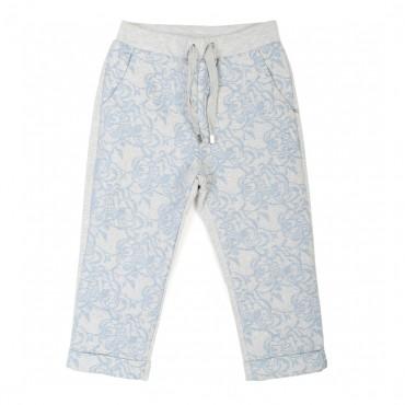 Żakardowe spodnie Miss Grant 000336 A