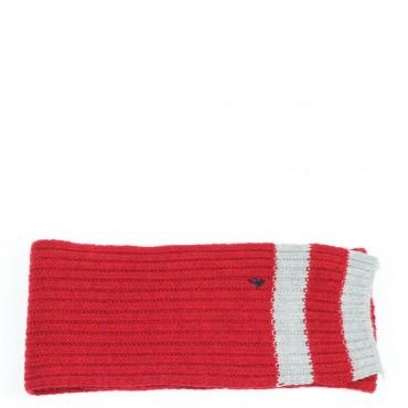 Czerwony szalik dla dziecka Brooksfield 000380