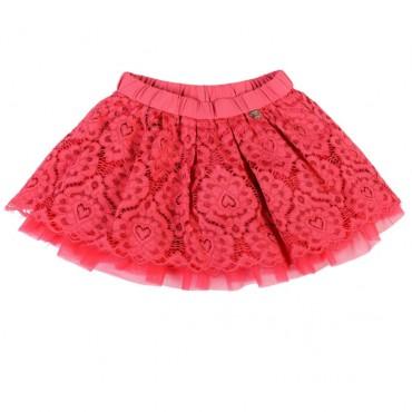 Koronkowa spódnica dla dziewczynki Twin Set 000441