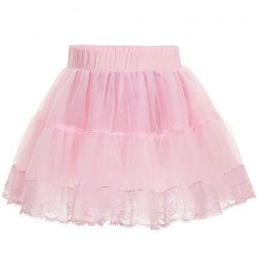 Tiulowa spódnica dla dziewczynki Monnalisa 000196