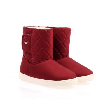 Zimowe buty dla dziecka Armani Junior 000509 - oryginalne obuwie dziecięce - sklep internetowy euroyoung.pl