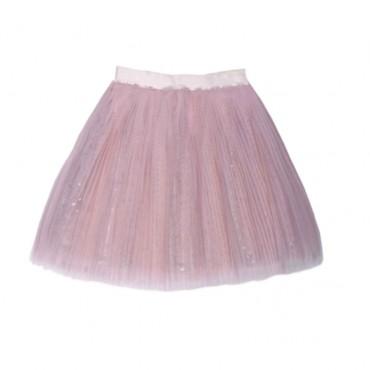 Spódnica różowa MONNALISA 000526