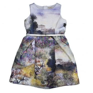 Sukienka MONNALISA 000553