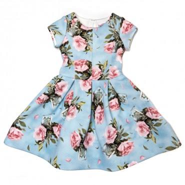 Sukienka MONNALISA 116921 6623 0058