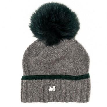 Kaszmirowa czapka dla dziecka Monnalisa 000572
